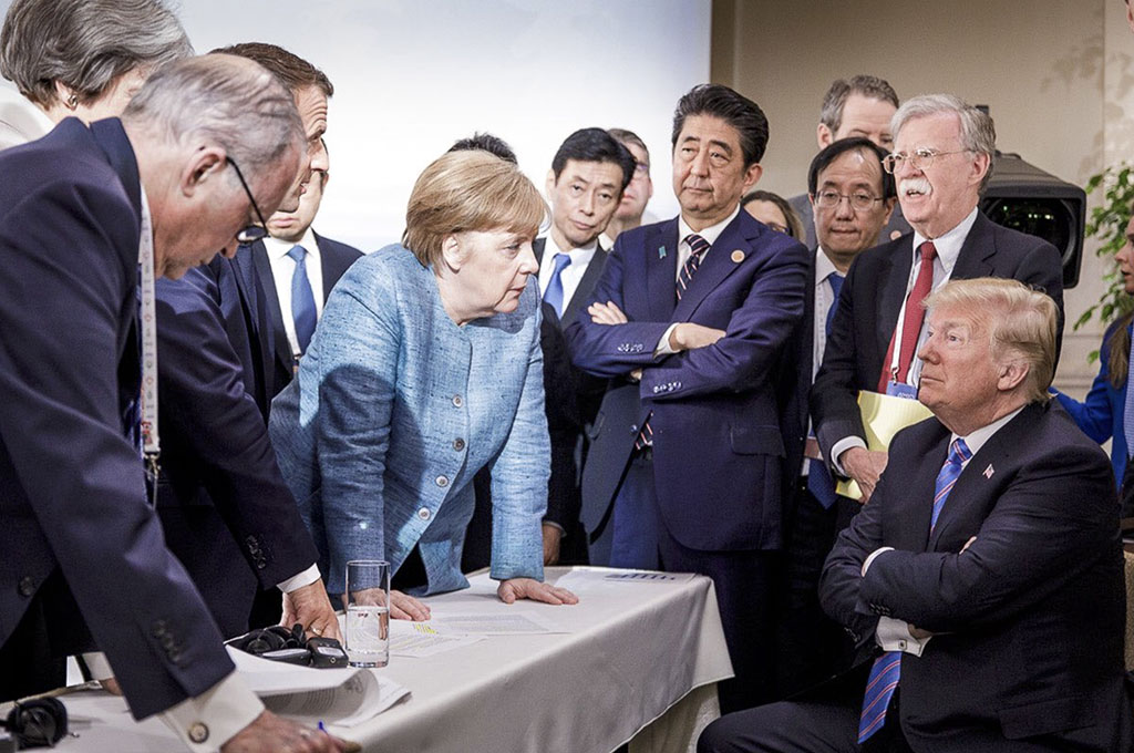 G7 Summit Trump